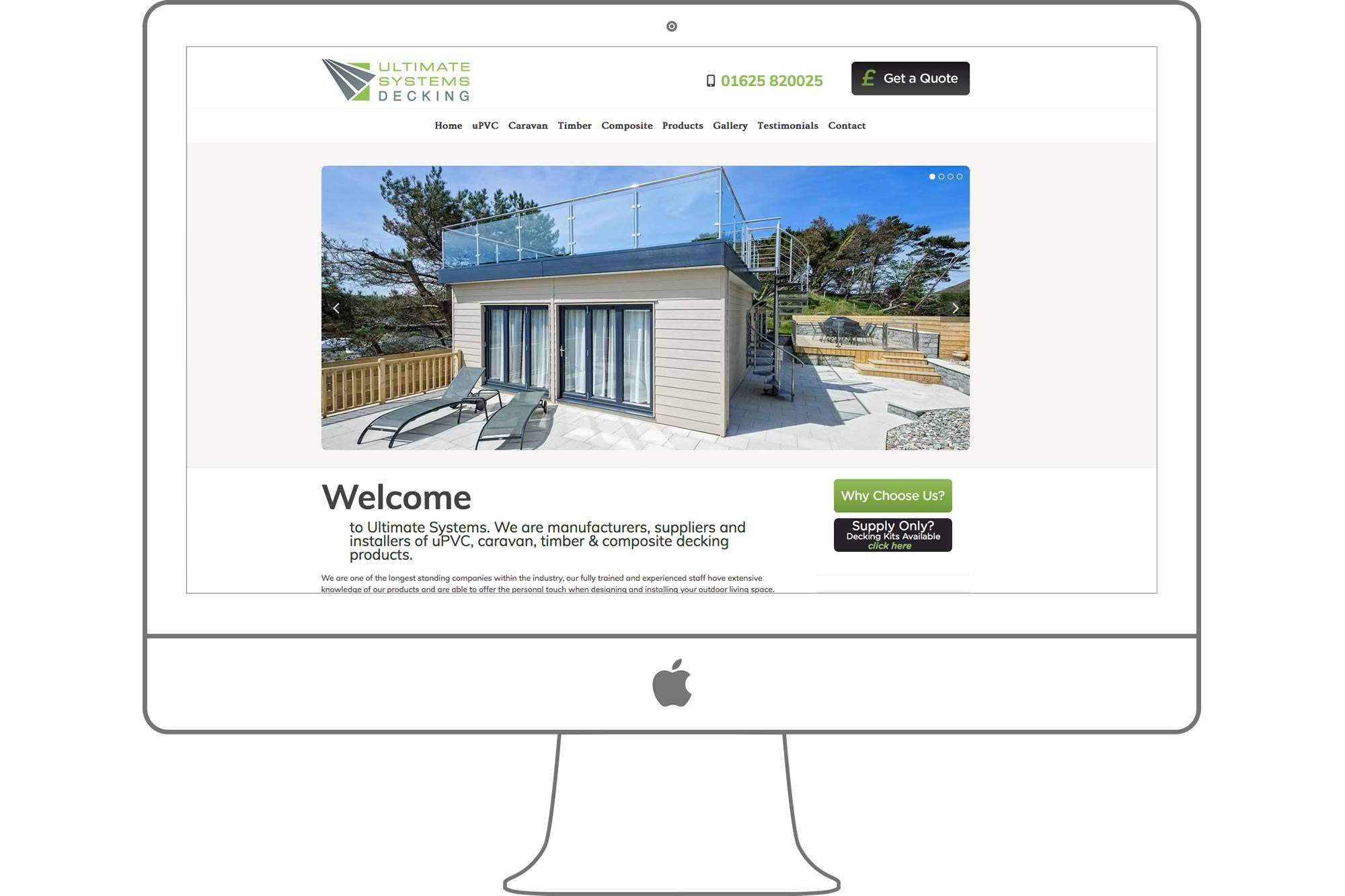 Ultimate Systems Website by Big Decision