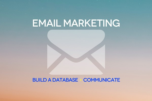 Email Marketing to promote your website