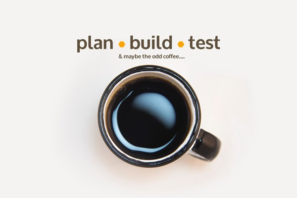 Website - Plan, Build, Test