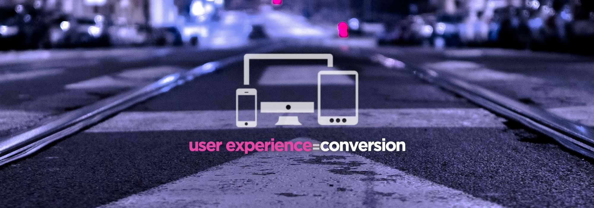 User Experience Design - How do users interact with a website