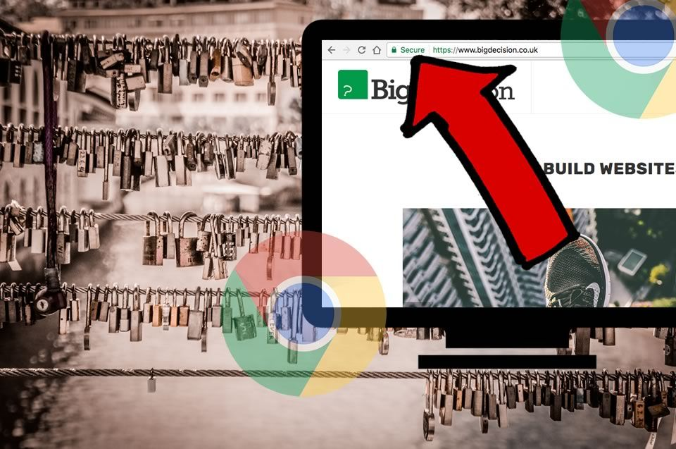 Google To Start Marking Sites as Non Secure