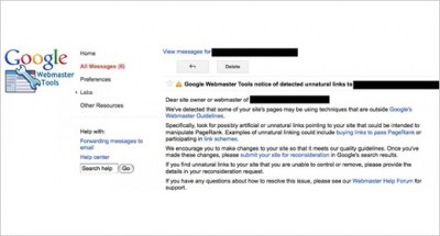 How We Beat a Google Unnatural Links Manual Penalty