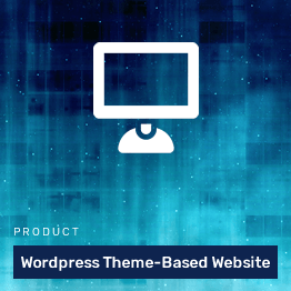Website Production - Wordpress Theme-Based Website