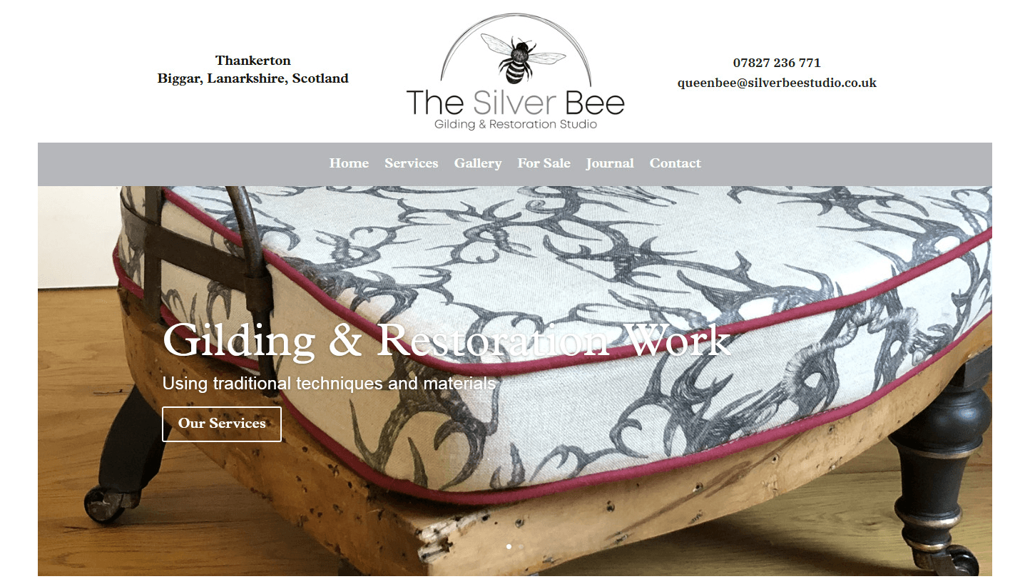 The Silver Bee Studio