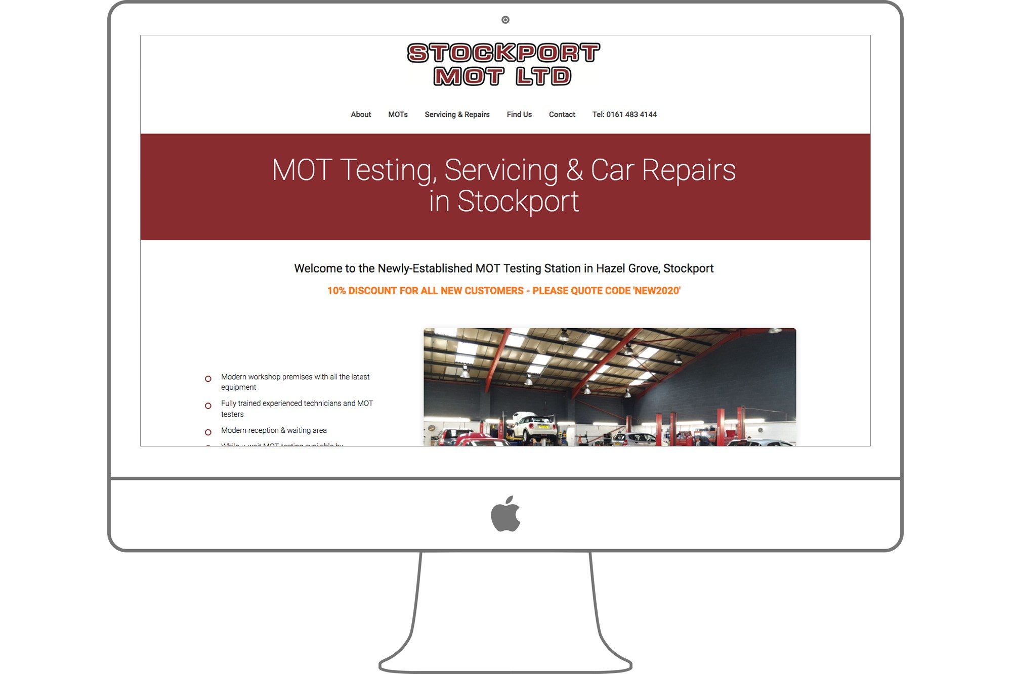 Stockport MOT Ltd