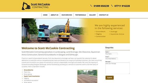 Scott McCaskie Contracting